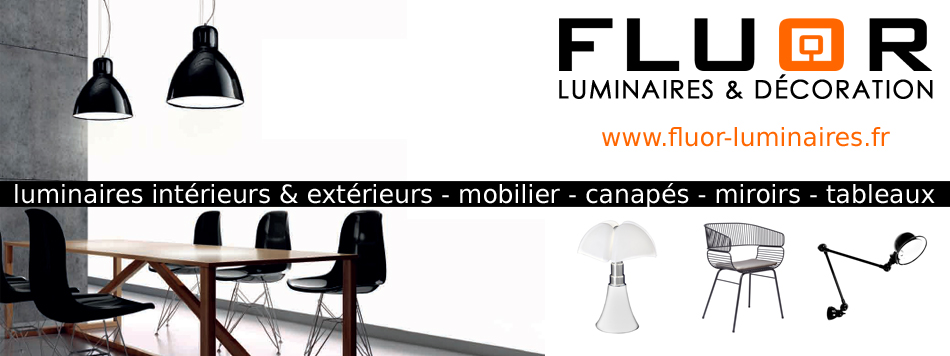 fluor luminaires isneauville sur commerces en sc ne. Black Bedroom Furniture Sets. Home Design Ideas