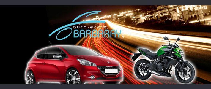 Auto Moto Ecole Barbaray