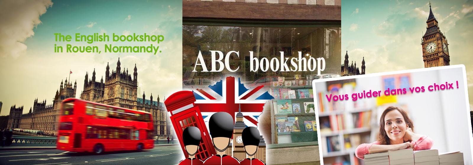 Abc bookshop librairie anglaise rouen for Abc espace vert