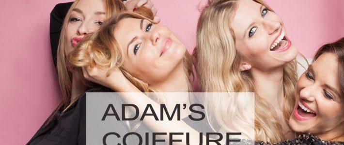 Adam's Coiffure