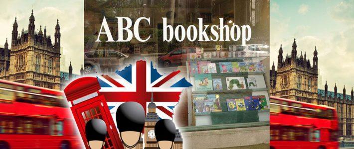 ABC Bookshop librairie anglaise