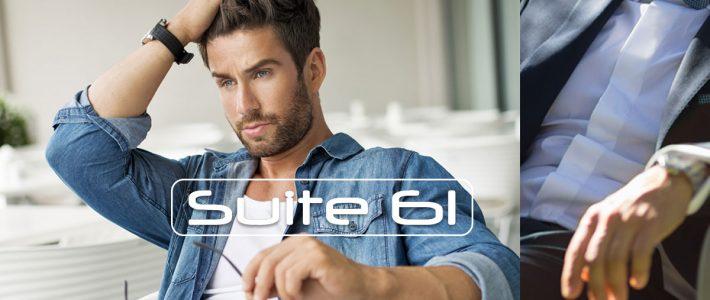 Suite 61 – Vêtement Homme