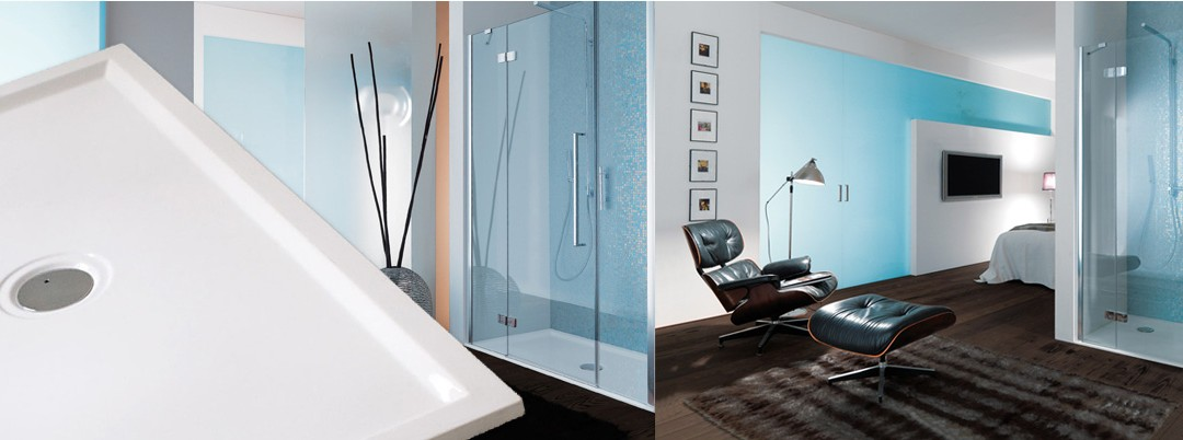 Le Mois de la Douche à l'Italienne Showroom Confort Bain Design