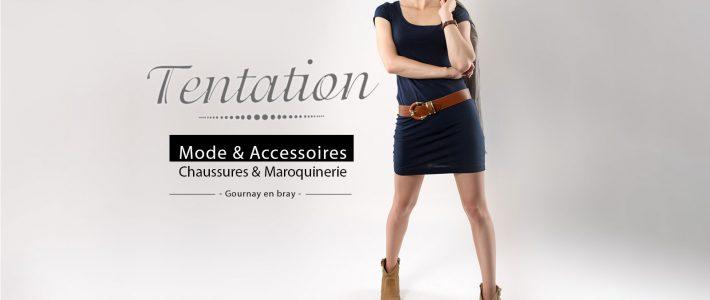 TENTATION Chaussures et Maroquinerie