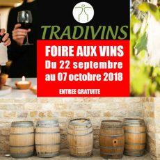 Foire aux Vins TRADIVINS à Boos