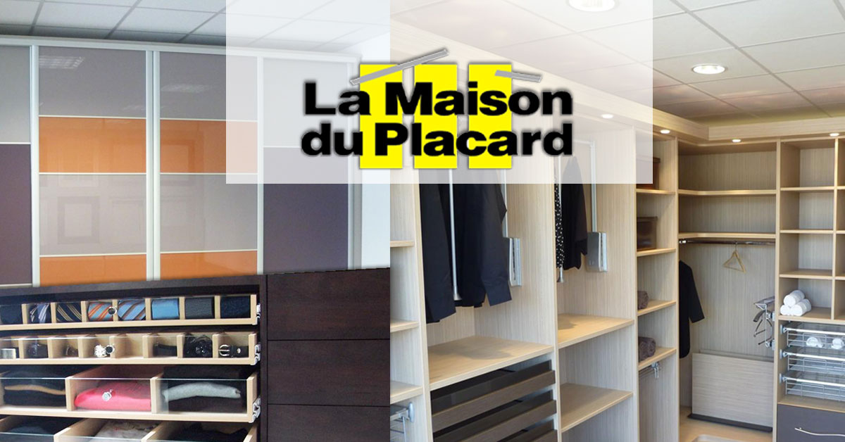 la maison du placard commerces en sc ne. Black Bedroom Furniture Sets. Home Design Ideas