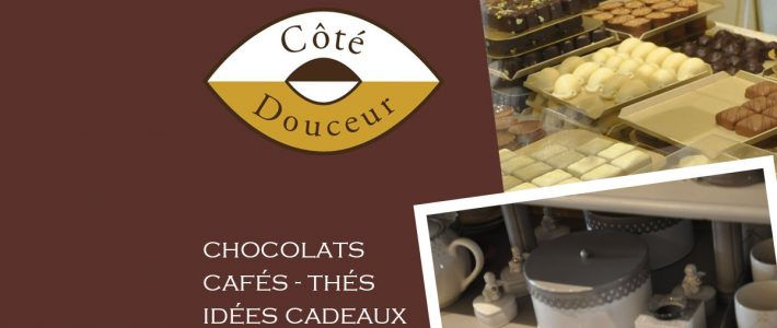 Côté Douceur Chocolats – Thés – Cafés