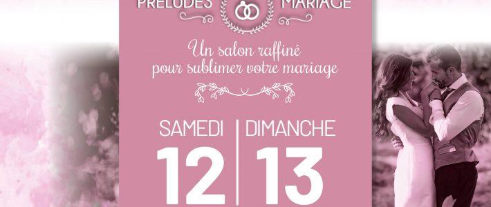 SUITE 61 au Salon Prélude Mariage